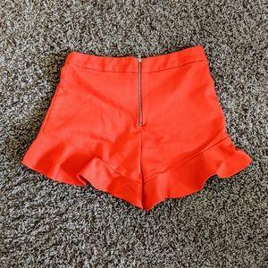 Zara Trafaluc Collection Shorts/Skorts